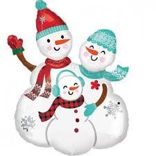 Sněhulákové dopoledne